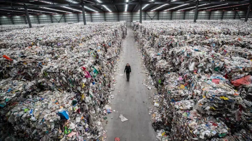 Australia recycle centre