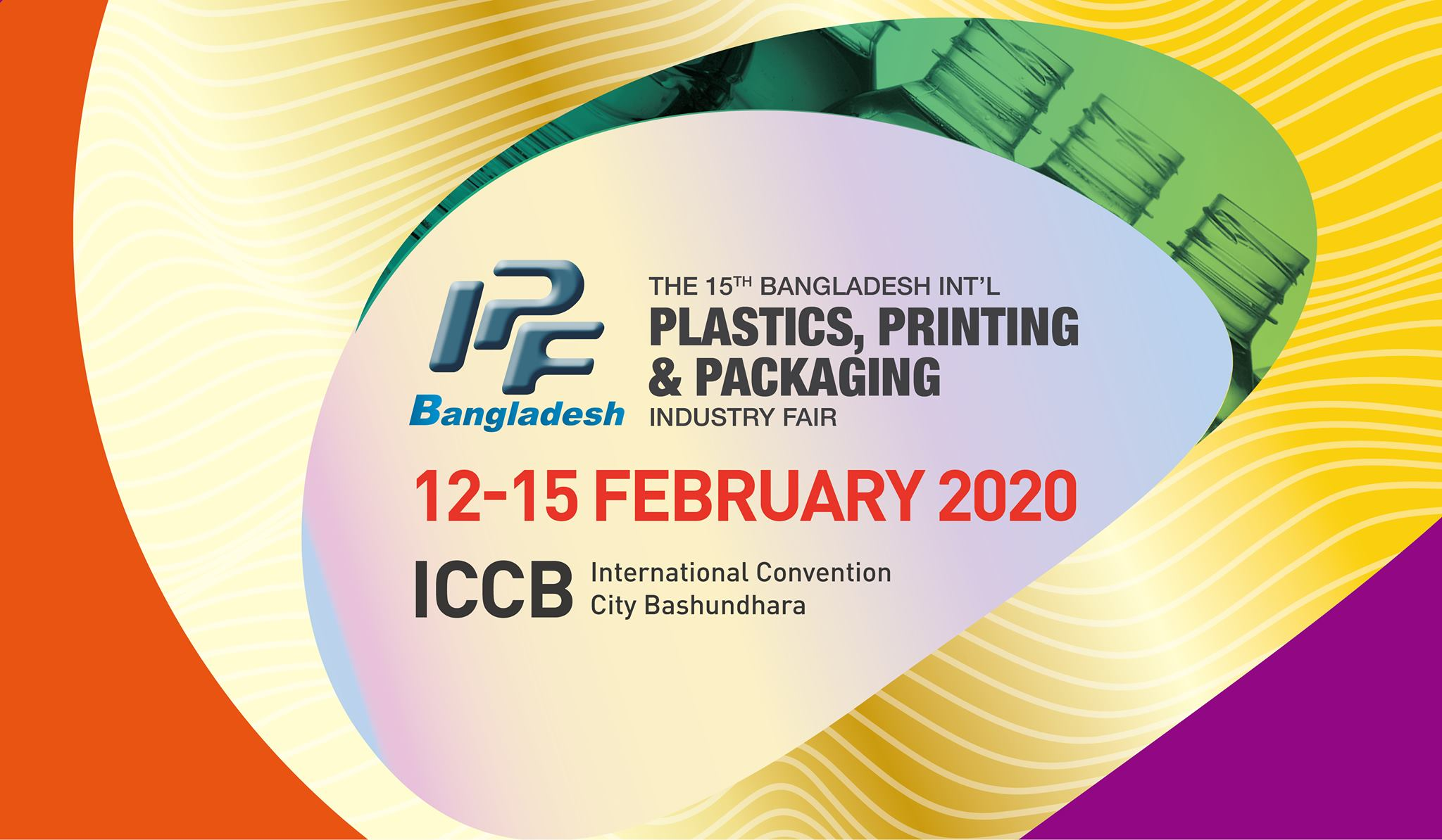 15th Bangladesh International Plastics, Printing and Packaging Industrial Fair