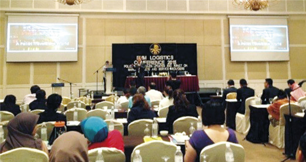 FMM Logistic Conference 2015
