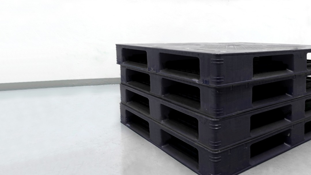 The benefits of the use of plastic pallets