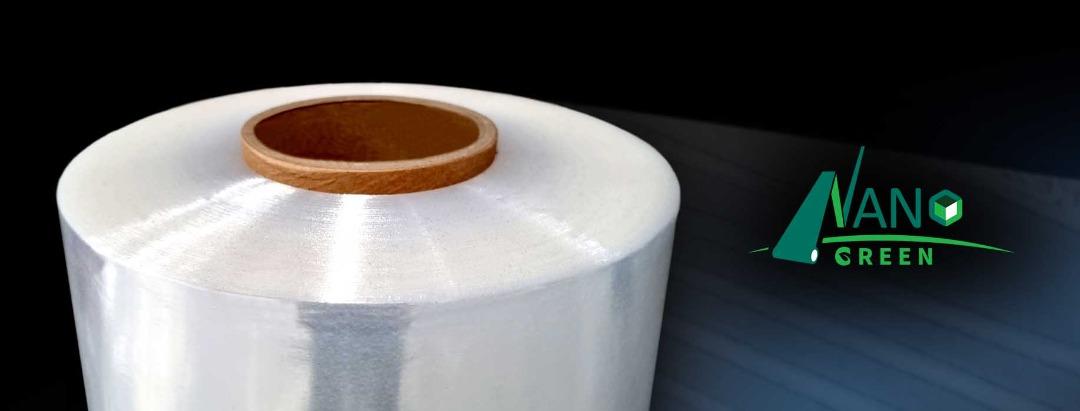 recycled machine film NanoGreen