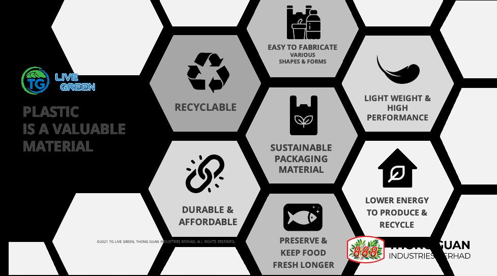 Thong Guan - Plastic Valuable Material