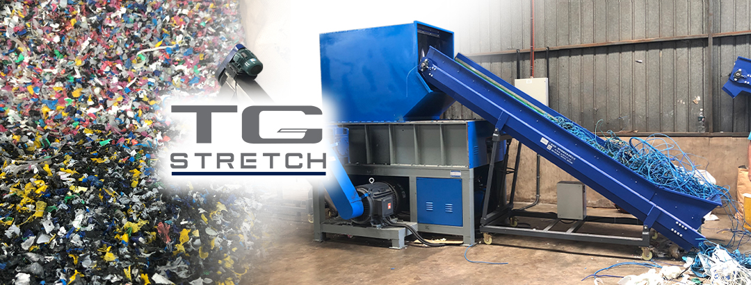 Thong Guan #RecycledPlasticsSeries Recycling Machine Recycled Materials