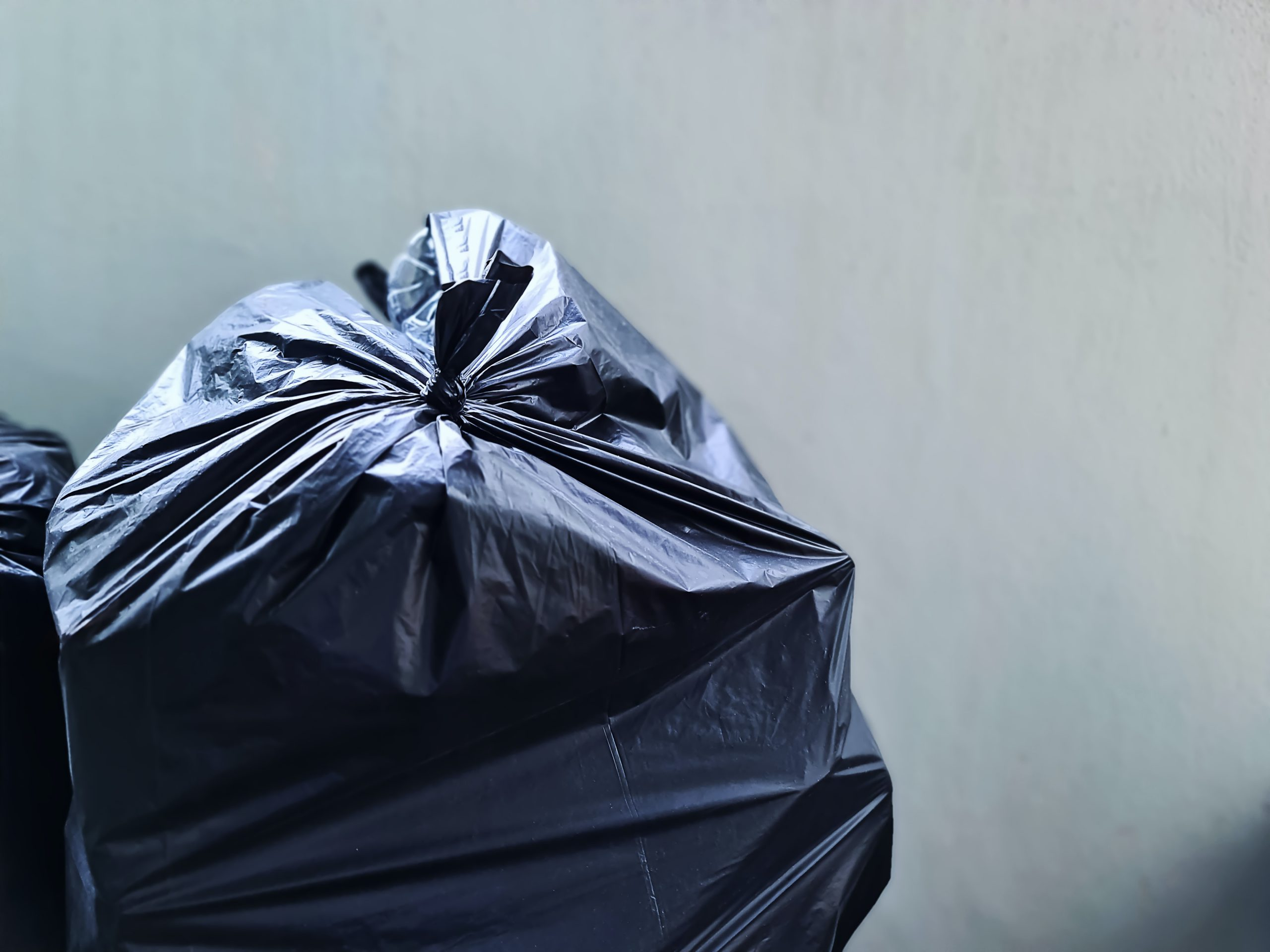 Recycled Plastics Garbage Bags