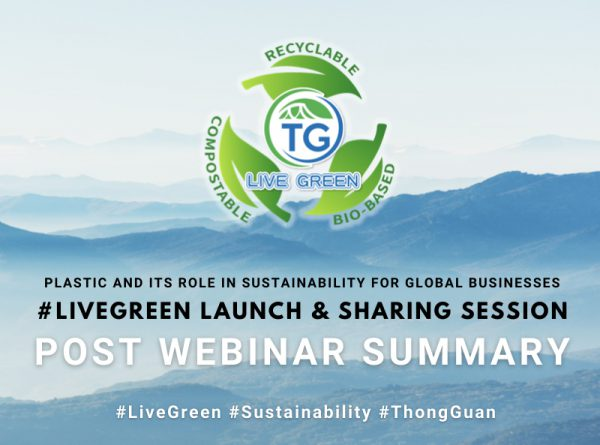 #LiveGreen Launch & Sharing Session: Post Webinar Report